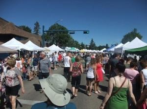 St. Albert Farmer's Market