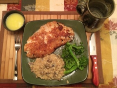Red Snapper with Lemon Wine Drizzle