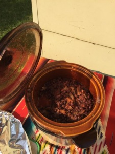 Sweet and Spicy Mexican Black Beans