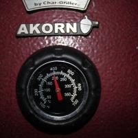 Grill Temperature