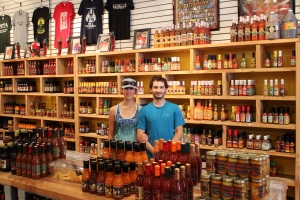 Hot Sauce Store