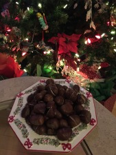 Oven-Roasted Chestnuts