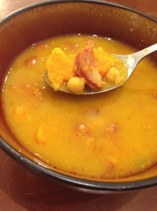 Soup in Bowl II