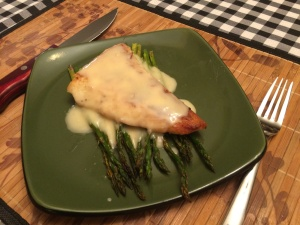 Beurre Blanc with Halibut
