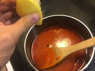 5 Adding Lemon