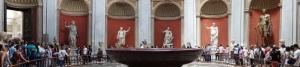 Vatican Museum Statues